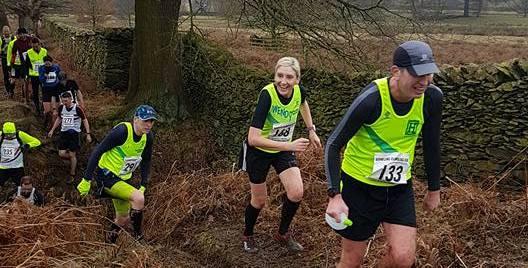 Bowline Charnwood Hills Race
