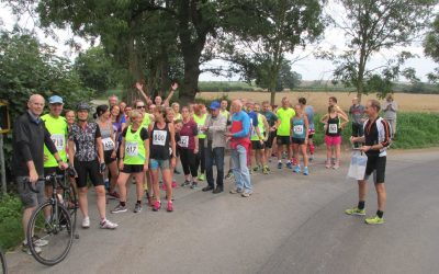 Club Handicap 10K – 22nd August 2017