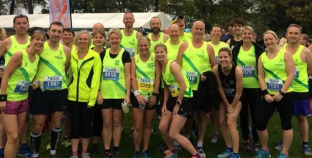 Leicester Marathon & Half 2017