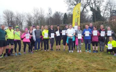 Couch to 5K Graduation – 24th March 2018