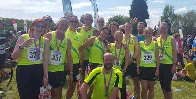 Bosworth Half Marathon 2018
